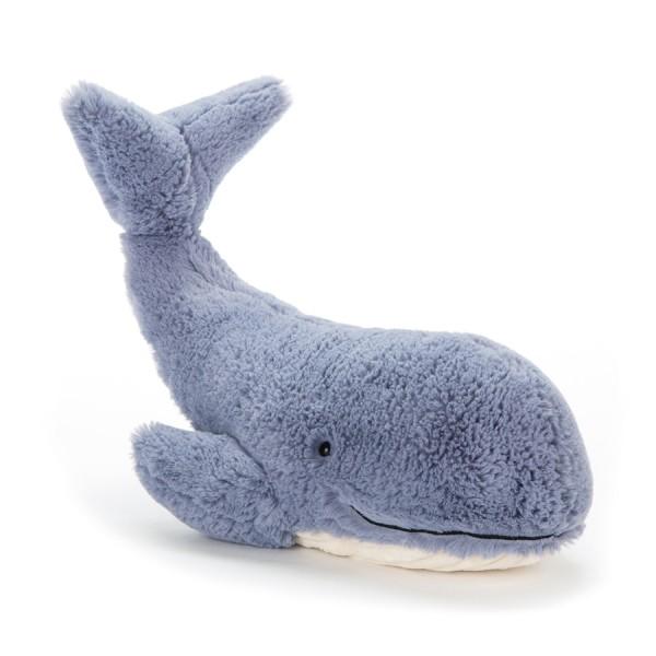Wilbur Whale, 13x37cm