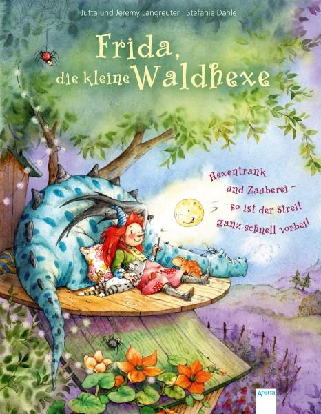 Frida, die kleine Waldhexe – Hexentrank und Zauberei-so ist der Streit ganz schnell vorbei