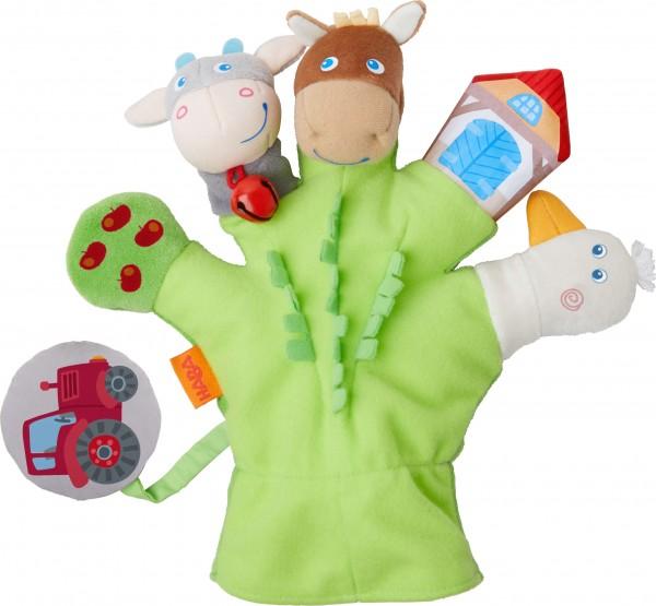 Spielhandschuh Bauernhof