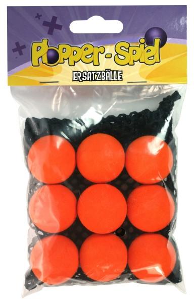 Plopper Ersatzbälle Orange