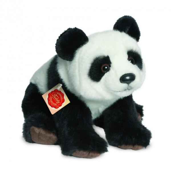 Teddy Hermann Panda, 28 cm