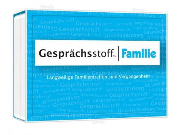 GESPRÄCHSSTOFF – Familie