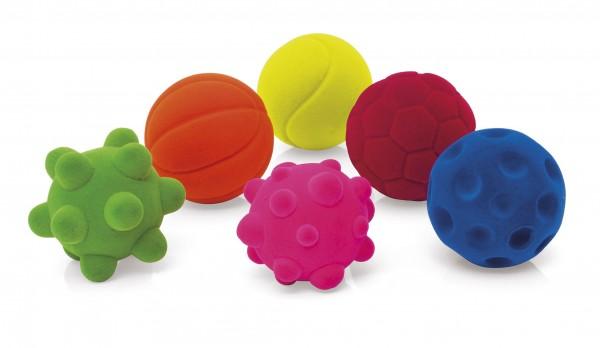 Mini Ball, gelb 5cm