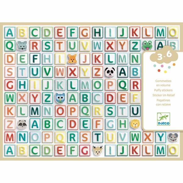 """Sticker """"Alphabet"""""""