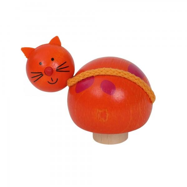 Steckfigur Katze
