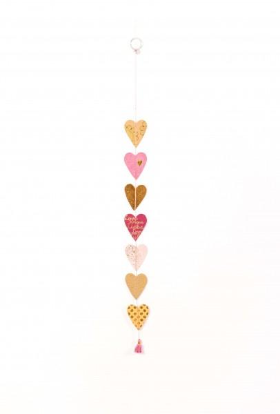 Herzkette –Liebe