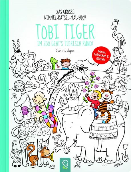 Tobi Tiger – Im Zoo geht´s tierisch rund!