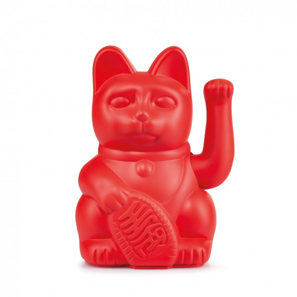 Lucky Cat, Red