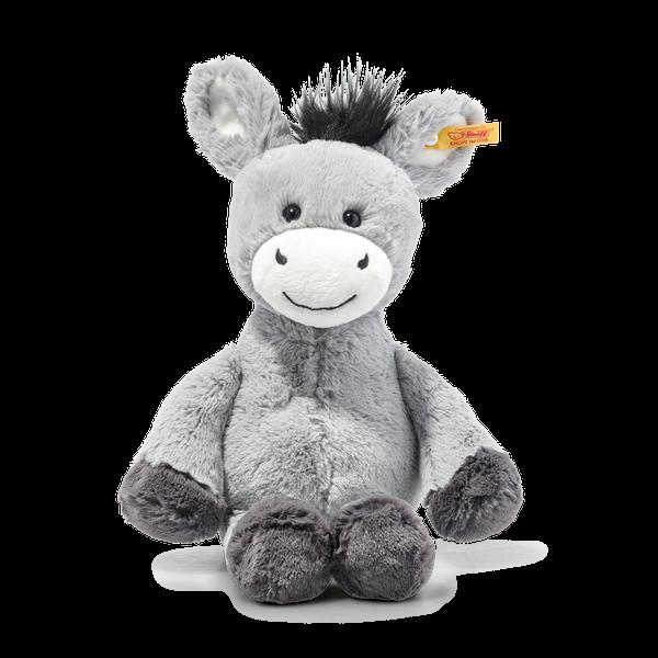 Soft Cuddly Friends Dinkie Esel, 30 cm