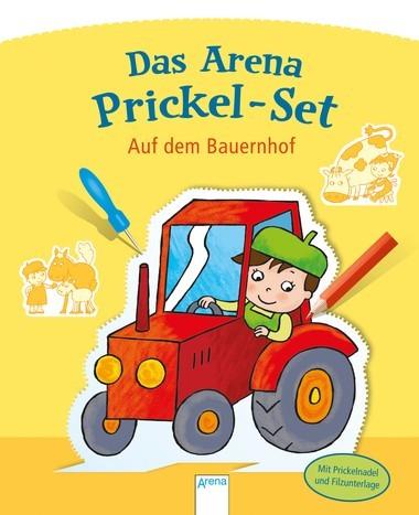 Das Arena Prickel-Set – Auf dem Bauernhof