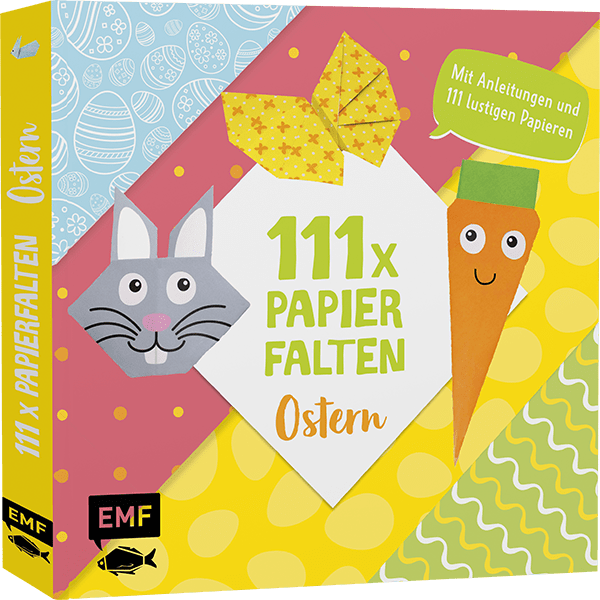 111x Papierfalten – Ostern