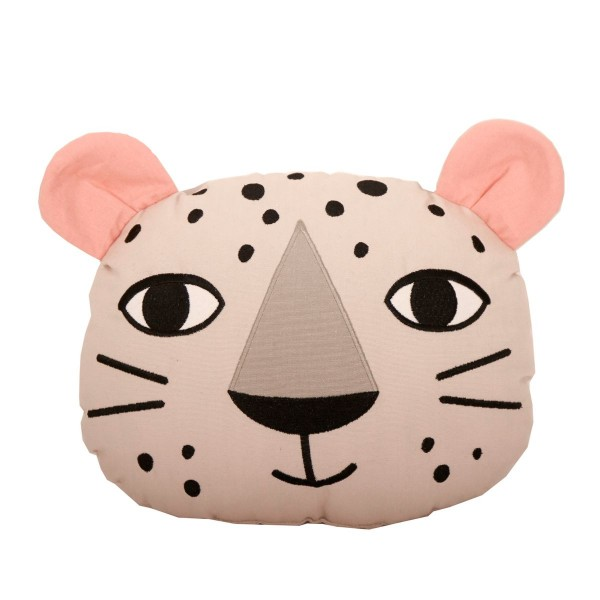 Kuschelkissen Leopard