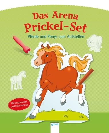 Das Arena Prickel-Set – Pferde und Ponys zum Aufstellen
