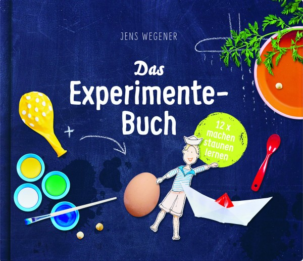 Das Experimente-Buch