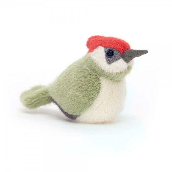 Birdling Woodpecker, 10cm
