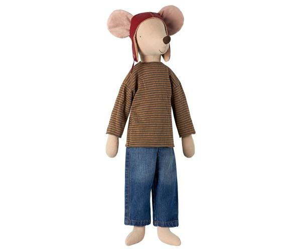 Mega Maus, Racer Boy , 70 cm