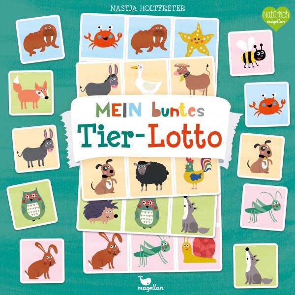 Mein buntes Tier-Lotto