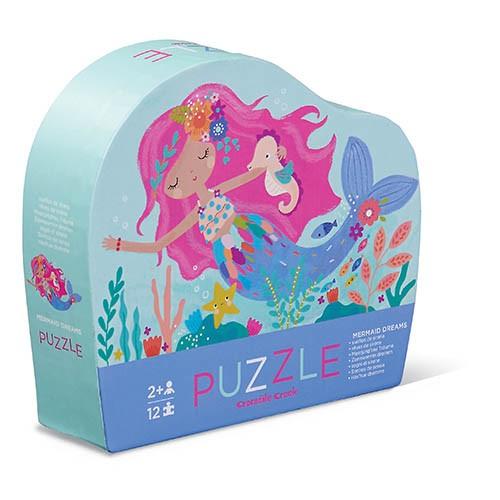 Mini Puzzle Meerjungfrau