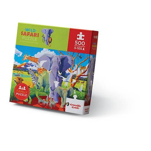 Puzzle Wild Safari