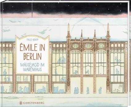 Emile in Berlin - Mäusejagd im Warenhaus