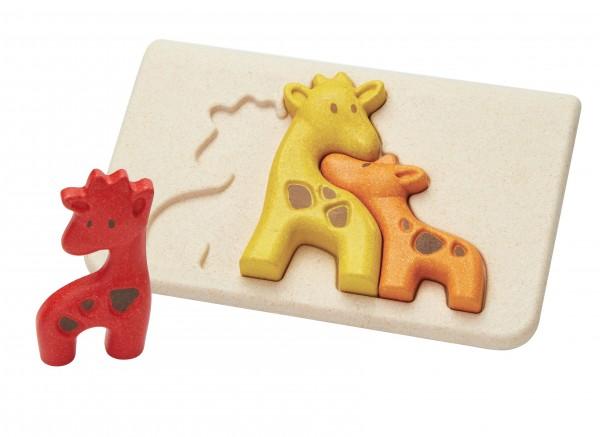 Greifpuzzle Giraffe