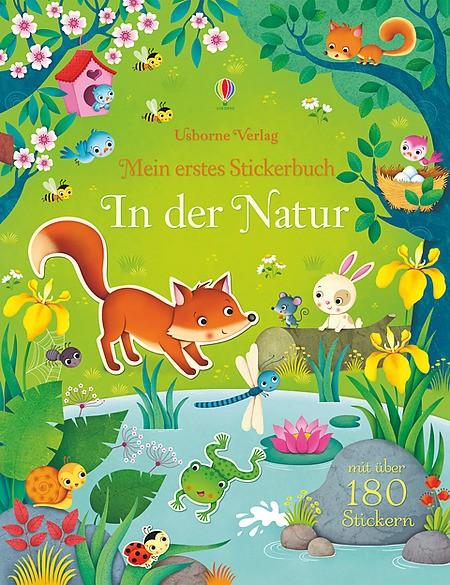 Mein erstes Stickerbuch In der Natur