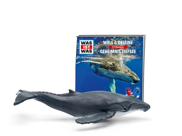 Was ist Was: Wale & Delfin / Geheimnis Tiefsee