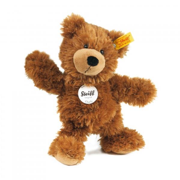 Charly Schlenker-Teddybär 23 cm braun