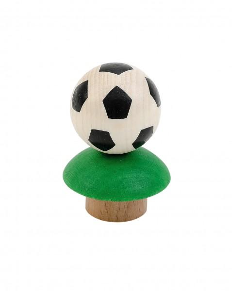 Steckfigur Fußball