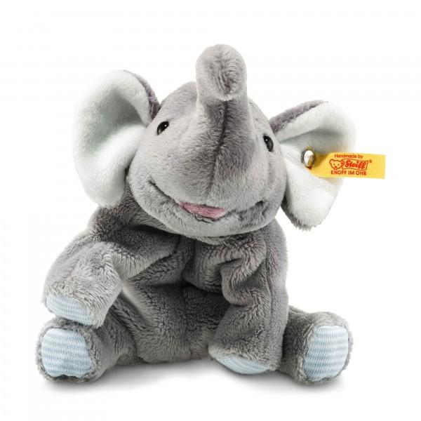 Trampili Elefant Floppy 16 cm grau