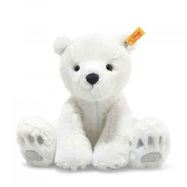 Lasse Eisbär 28 cm weiß sitzend