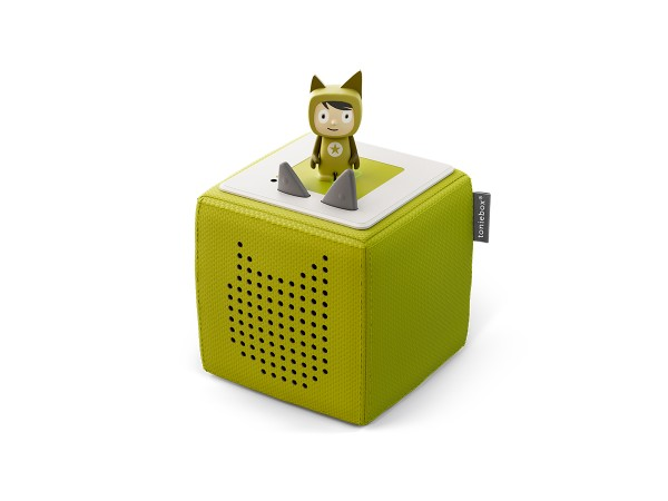 Tonies Starterbox Grün