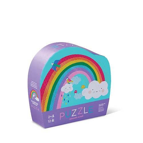Mini Puzzle Regenbogen