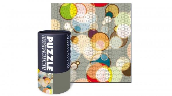 Puzzle Bubbles, 500 Teile