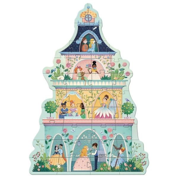 Boden Puzzle Der Prinzessinnenturm