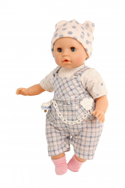 """Baby """"Amy"""" 45 cm, Malhaare"""