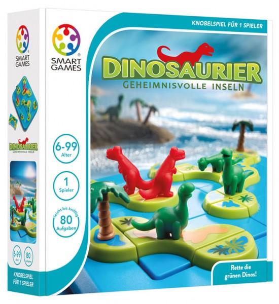 Dinosaurier-Geheimnisvolle Inseln