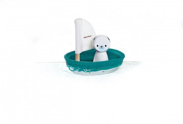 Segelboot Eisbär