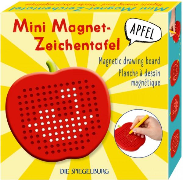 """Mini Magnet - Zeichentafel """"Apfel"""""""