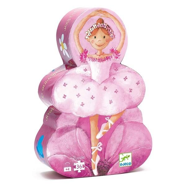 Puzzle Ballerina