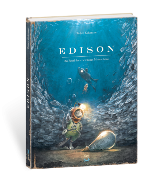 Edison – Das Rätsel des verschollenen Mauseschatzes