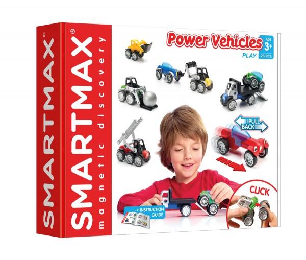 Power Vehicles Mix