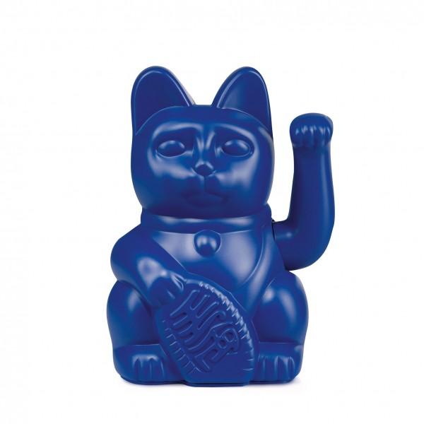 Lucky Cat, Dark Blue