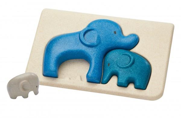 Greif Puzzle Elefant