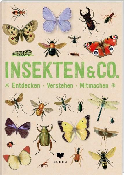 Insekten & Co Entdecken-Verstehen-Mitmachen