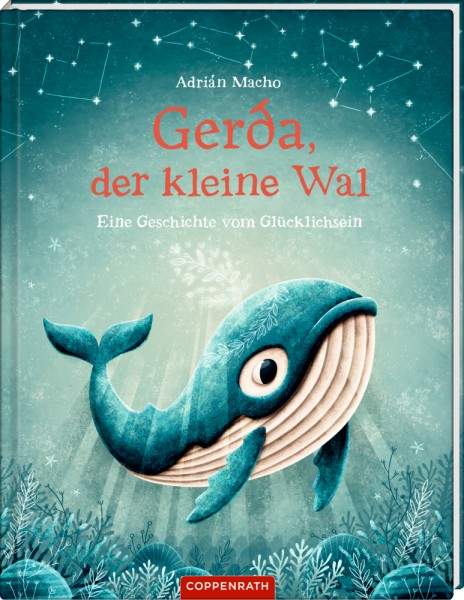 Gerda, der kleine Wal – Eine Geschichte vom Glücklichsein