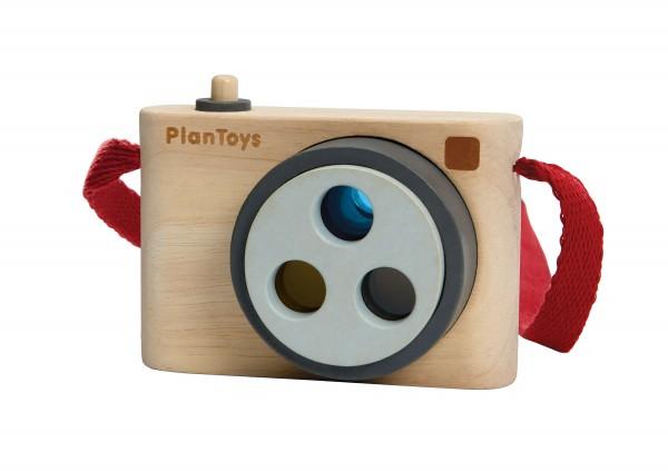 Kamera aus Holz