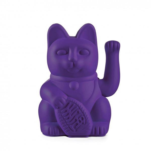 Lucky Cat, Violet