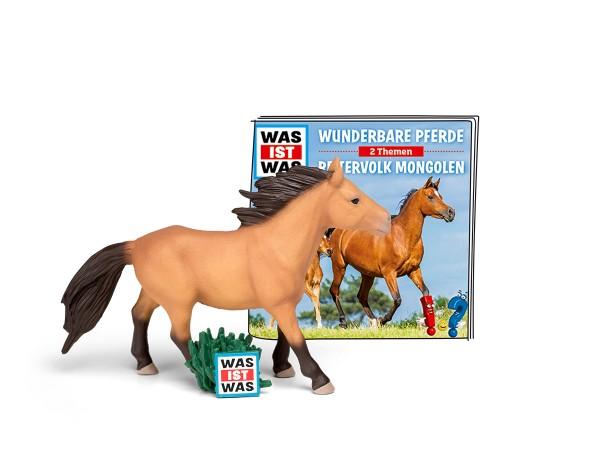 Was ist Was: Wunderbare Pferde / Reitervolk Mongolen
