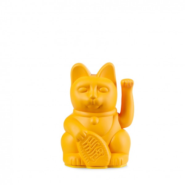 Lucky Cat Mini, Yellow